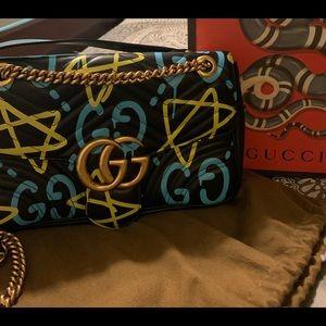 Gucci ghost purse